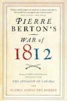 War of 1812 Book Cover Image