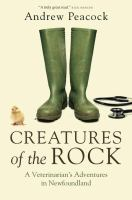 Cover Image - Creatures of the Rock