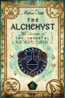 The Alchemyst, by Michael Scott