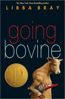 Cover of the book Going bovine