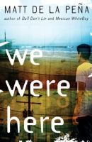 Cover of the book We were here