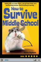 Cover of the book How to survive middle school