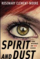 Cover of the book Spirit and dust