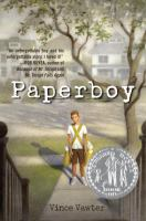 Paperboy, by Vince Vawter