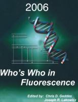 Who's who in fluorescence 2006 [electronic resource]