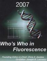 Who's who in fluorescence. 2007 [electronic resource]