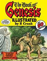 book cover image for The Book of Genesis Illustrated by R. Crumb