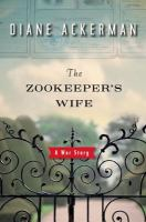 Zookeeper's wife.