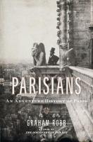 Parisians : an adventure history of Paris