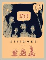 Stitches book cover