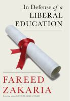 book cover image In Defense of a Liberal Education