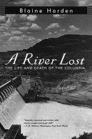 A River Lost