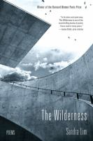 The wilderness : poems