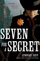 Cover of the book Seven for a secret