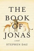 Book cover for The Book of Jonas by Stephen Dau