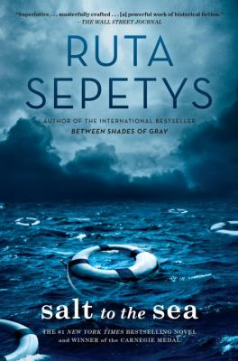 Cover Image for Salt to the Sea by  Ruta Sepetys