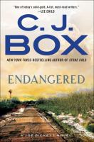 Cover of the book Endangered