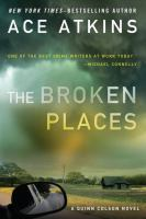 Cover of the book The broken places