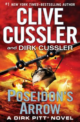 Cover Art for Poseidon's arrow 