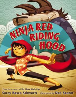 Ninja Red Riding Hood(book-cover)