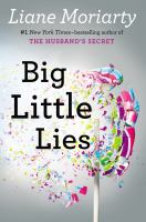 Book cover: Big little lies