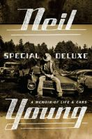 Special deluxe : [a memoir of life & cars]