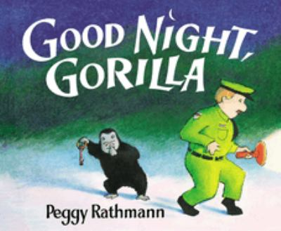 Cover Art for Good night, Gorilla