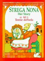 Strega Nona book cover