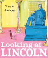 Cover of the book Looking at Lincoln