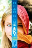 Dear Blue Sky, by Mary Sullivan
