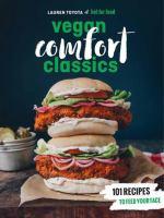 Hot For Food, Vegan Comfort Classics