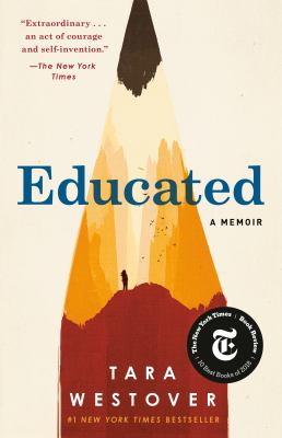 Cover Image for Educated: a Memoir by