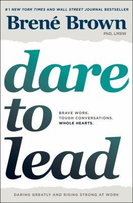 Cover Image for Dare to Lead by Brown
