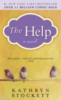 Cover Art for The Help by Kathryn Stockett
