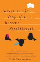 Cover of the book Women on the verge of a nervous breakthrough