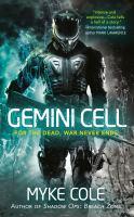 Gemini Cell: A Shadow Ops Novel