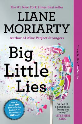 Big Little Lies book jacket