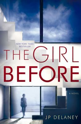 Cover Image for The Girl Before by JP Delaney