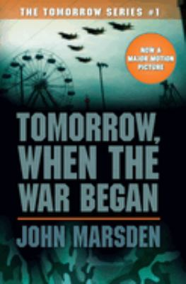 Cover art for Tomorrow When the War Began