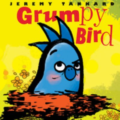Cover Art for Grumpy Bird