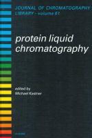 Protein liquid chromatography [electronic resource]