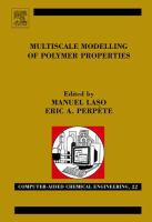 Multiscale Modelling of Polymer Properties [electronic resource]