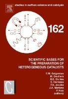 Scientific bases for the preparation of heterogeneous catalysts [electronic resource] : proceedings of the 9th international symposium, Louvain-la-Neuve, Belgium, September 10-14,             2006