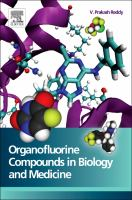 Organofluorine compounds in biology and medicine [electronic resource]