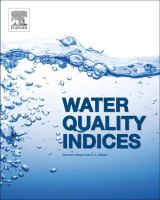 Water quality indices [electronic resource]