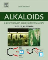 Alkaloids [electronic resource] : chemistry, biology, ecology, and applications