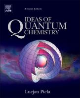 Ideas of quantum chemistry [electronic resource]