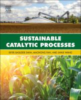 Sustainable catalytic processes [electronic resource]