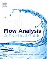 Flow analysis [electronic resource] : a practical guide