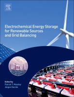 Electrochemical energy storage for renewable sources and grid balancing [electronic resource]